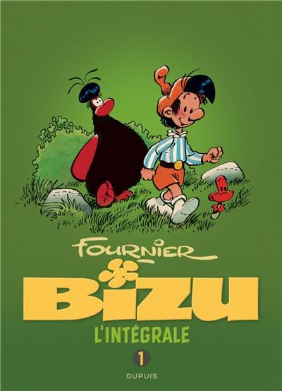 BIZU Re-Up intégrale 7 tomes + 3 tomes inédits