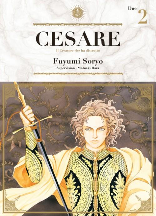 Couverture de Cesare - Il Creatore che ha distrutto -2- Due