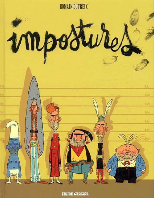 Impostures Tome 1