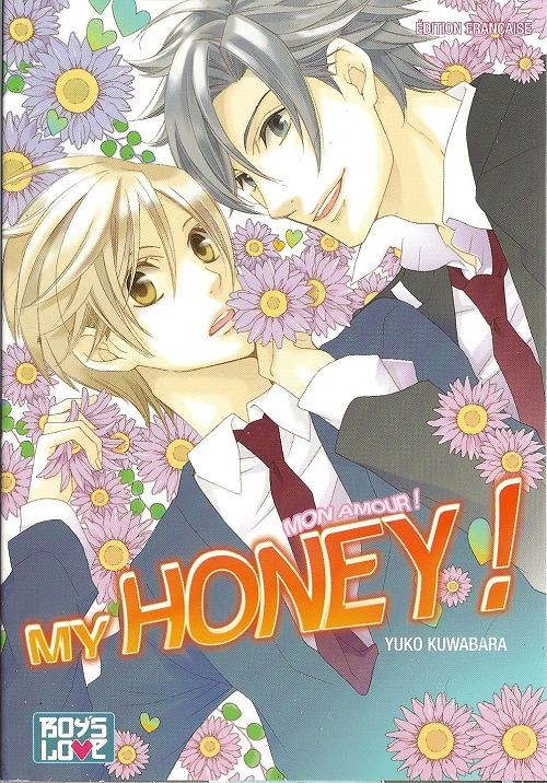 Couverture de My Honey ! - My honey !