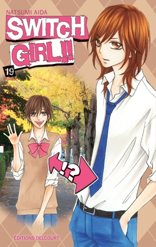 Couverture de Switch Girl !! -19- Tome 19