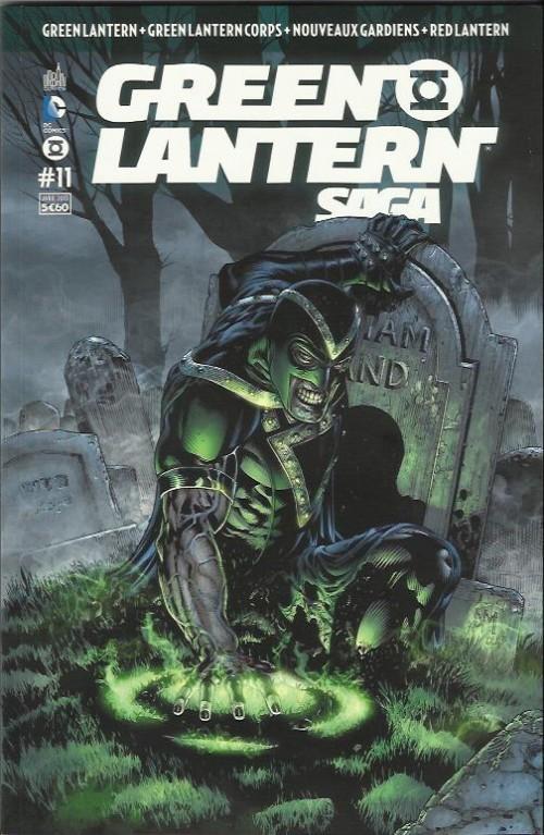 Couverture de Green Lantern Saga -11- Numéro 11