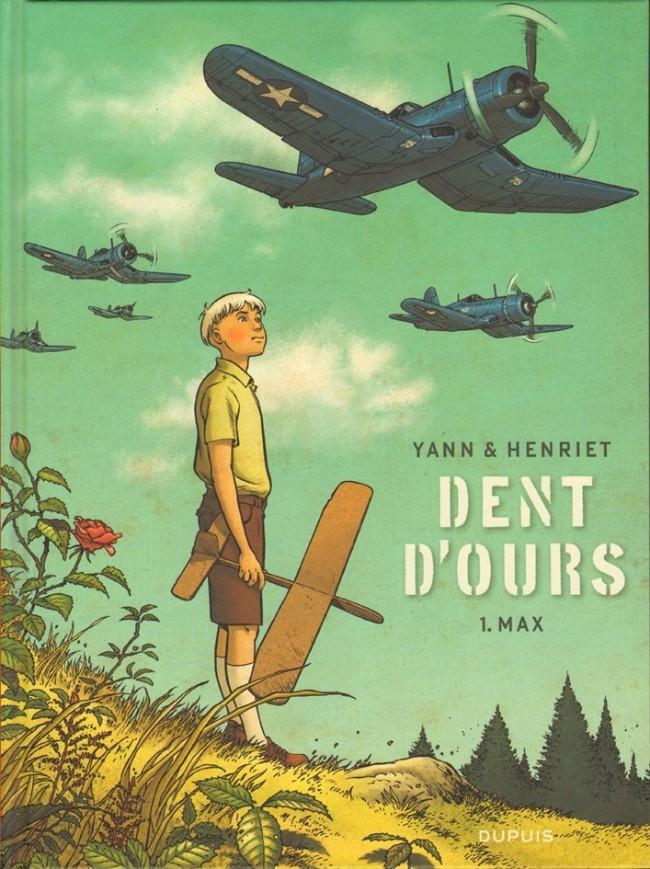 Couverture de Dent d'ours -1- Max