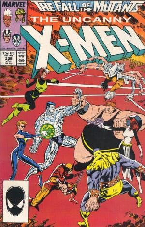 Couverture de Uncanny X-Men (The) (Marvel comics - 1963) -225- False dawn!