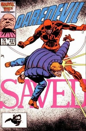 Couverture de Daredevil (1964) -231- Saved