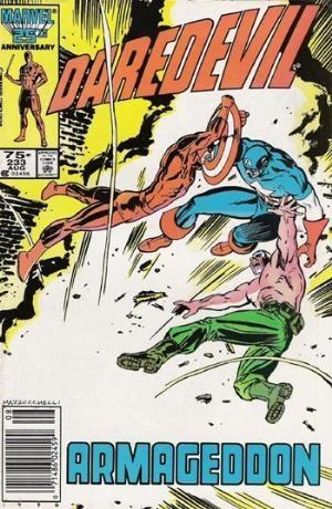 Couverture de Daredevil (1964) -233- Armageddon