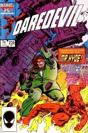 Couverture de Daredevil (1964) -235- A safe place