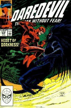 Couverture de Daredevil Vol. 1 (Marvel - 1964) -278- The Deadly Seven