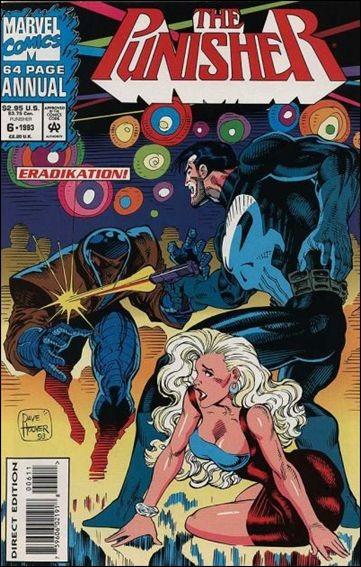 Couverture de Punisher Vol.02 (Marvel comics - 1987) (The) -AN06- Eradikation