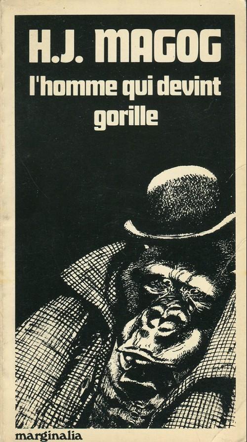 Couverture de (AUT) Franquin -2- L'homme qui devint gorille
