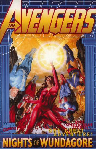 Couverture de Avengers Vol. 1 (Marvel Comics - 1963) -INT- Nights of Wundagore