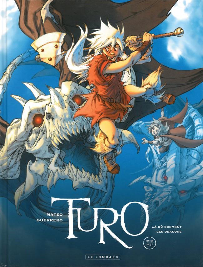 TURO 4 tomes