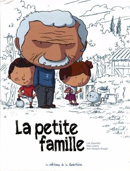 Couverture de La petite famille - Tome INT