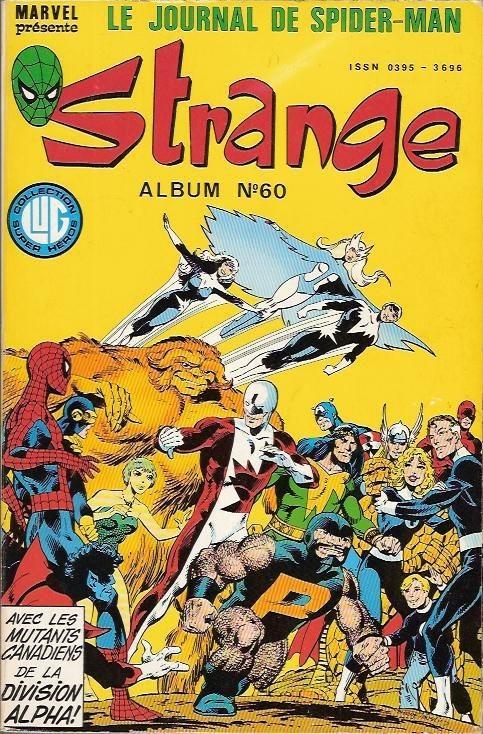 Couverture de Strange -Rec060- Album N°60 (du n°179 au n°181)