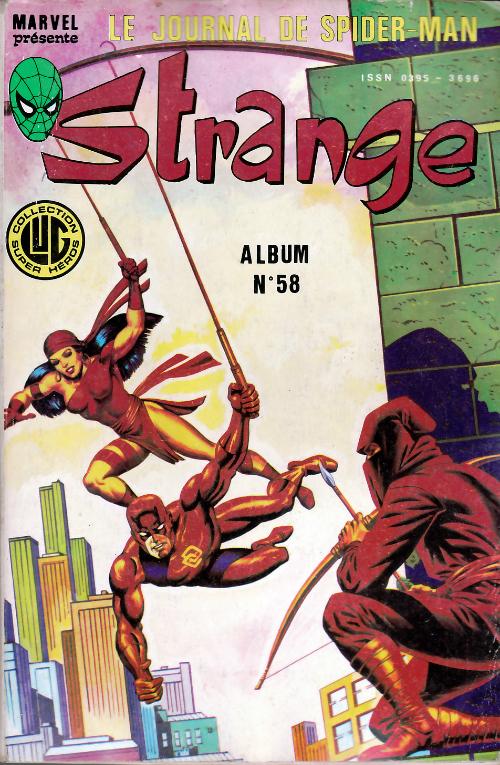 Couverture de Strange -Rec058- Album N°58 (du n°173 au n°175)