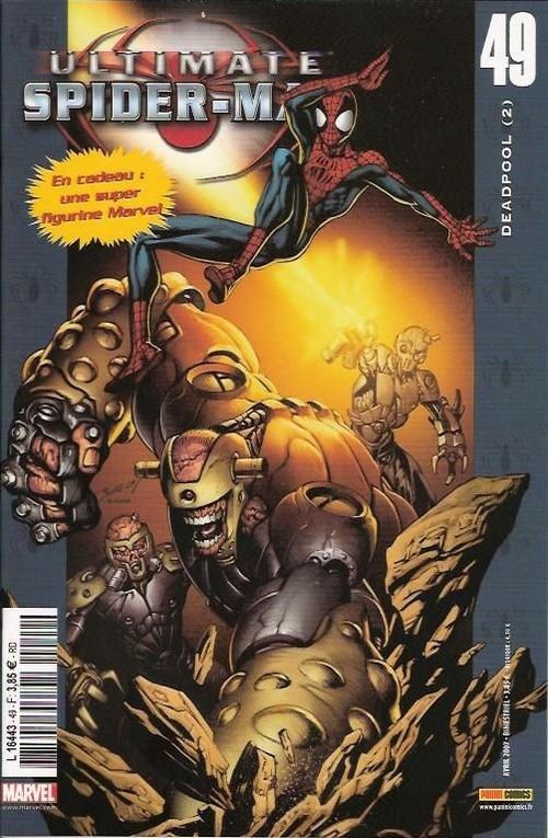 Couverture de Ultimate Spider-Man (1re série) -49- Deadpool (2)