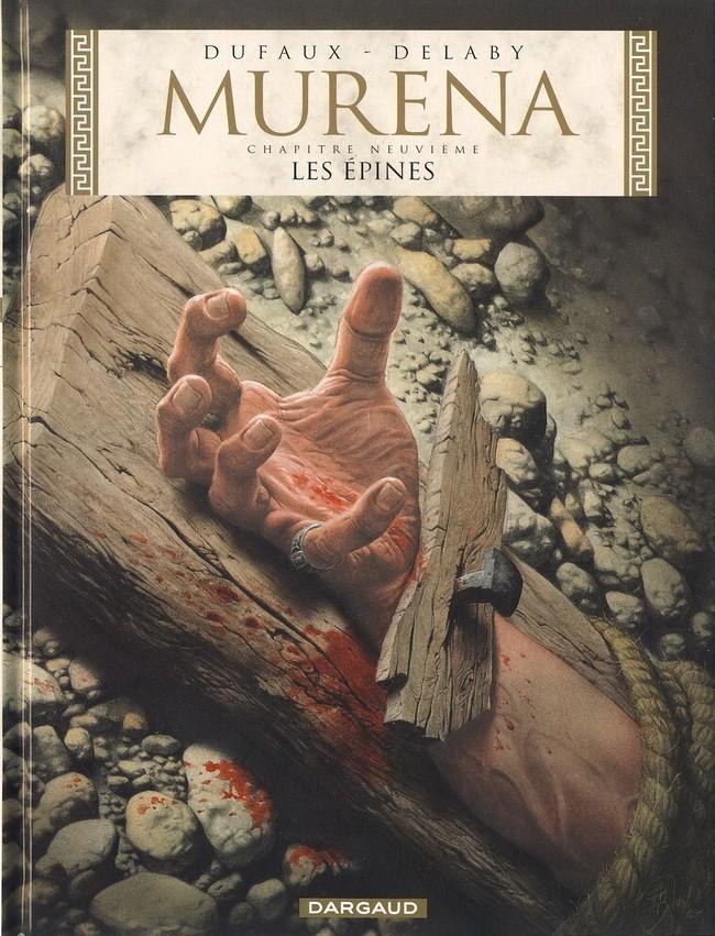Couverture de Murena -9- Les épines