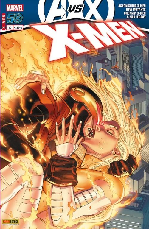 Couverture de X-Men (Marvel France 3e série - 2012) -10- Point de Rupture
