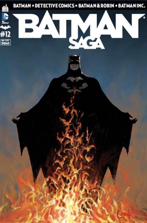 Couverture de Batman Saga -12- Numéro 12