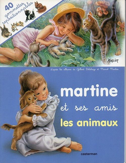 Couverture de Martine - HS3- Martine et ses amis les animaux