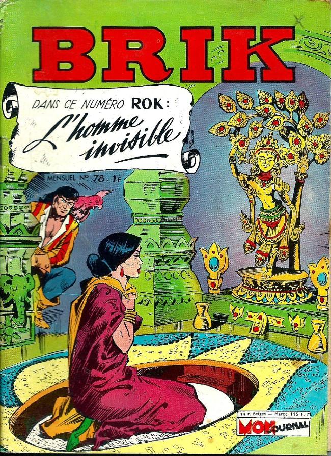Couverture de Brik (Mon journal) -78- Le voilier du Diable