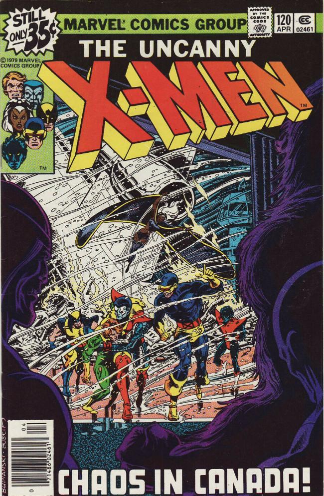 Couverture de Uncanny X-Men (The) (Marvel comics - 1963) -120- Wanted : Wolverine dead or alive
