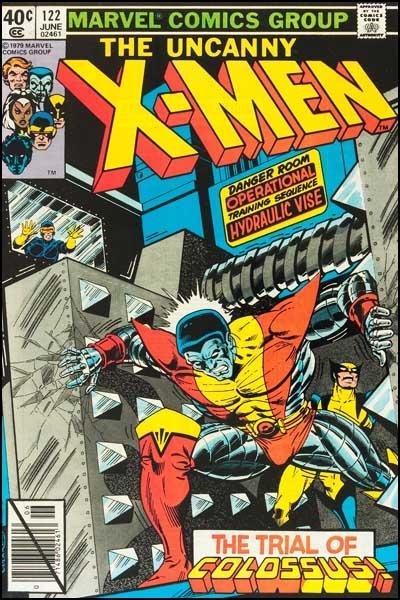 Couverture de Uncanny X-Men (The) (Marvel comics - 1963) -122- Cry for the children