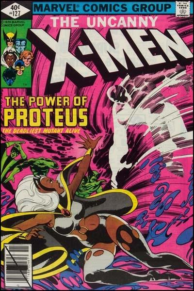 Couverture de Uncanny X-Men (The) (Marvel comics - 1963) -127- Quality of hatred (The)