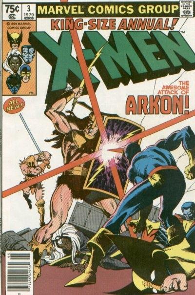Couverture de Uncanny X-Men (The) (1963) -AN03- A fire in the sky