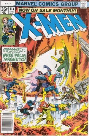 Couverture de Uncanny X-Men (The) (Marvel comics - 1963) -113- Showdown