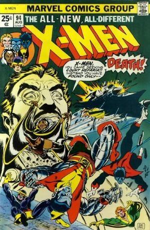 Couverture de Uncanny X-Men (The) (1963) -94- The Doomsmith scenario