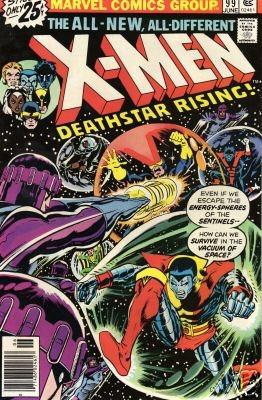 Couverture de Uncanny X-Men (The) (Marvel comics - 1963) -99- Deathstar rising!