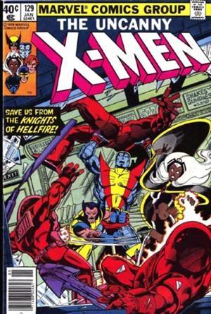 Couverture de Uncanny X-Men (The) (Marvel comics - 1963) -129- God spare the child