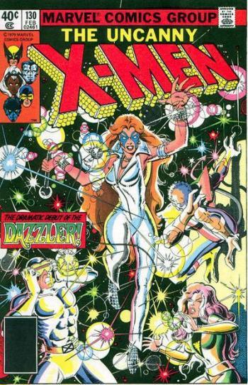 Couverture de Uncanny X-Men (The) (1963) -130- Dazzler