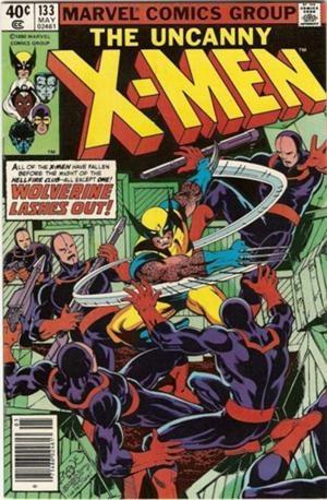 Couverture de Uncanny X-Men (The) (1963) -133- Wolverine alone