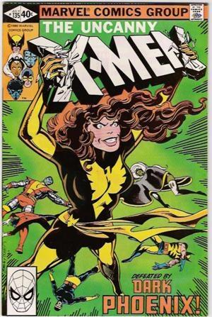 Couverture de Uncanny X-Men (The) (Marvel comics - 1963) -135- Dark Phoenix