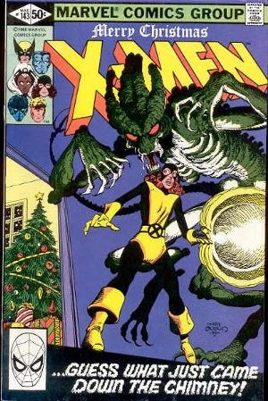 Couverture de Uncanny X-Men (The) (1963) -143- Demon