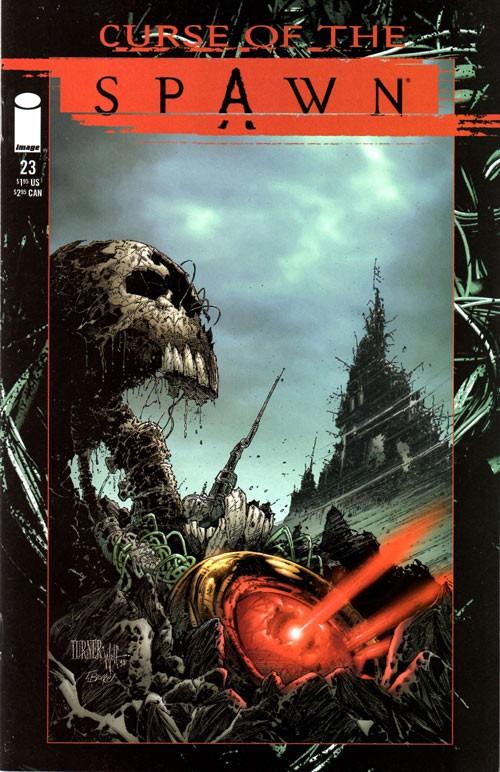 Couverture de Curse of the Spawn (1996) -23- Overt-resurrection