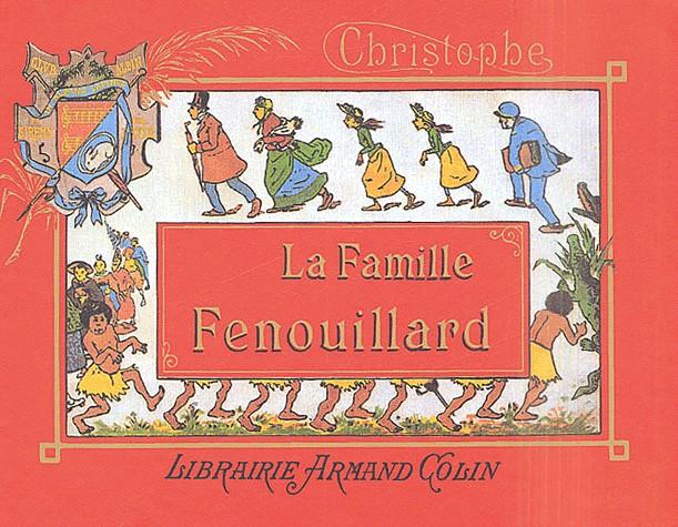 Christophe – La Famille Fenouillard (5e éd.)