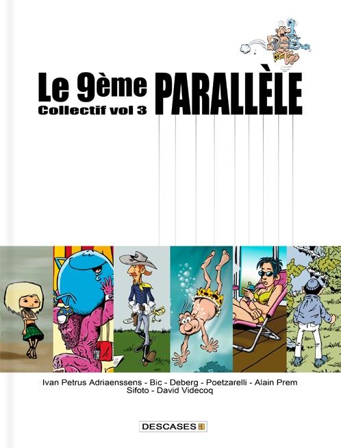 Couverture de Le 9ème parallèle -3- Le 9ème parallèle vol 3