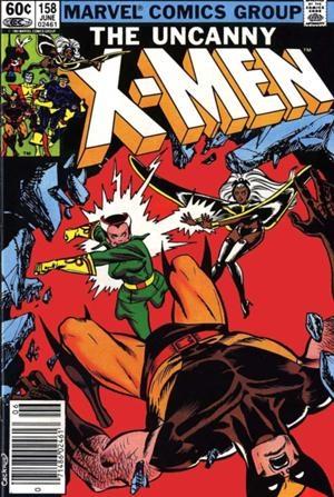 Couverture de Uncanny X-Men (The) (Marvel comics - 1963) -158- Life that late I led