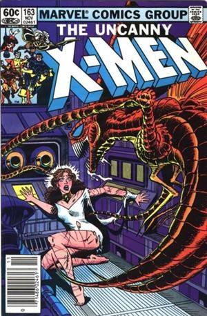 Couverture de Uncanny X-Men (The) (1963) -163- Rescue mission