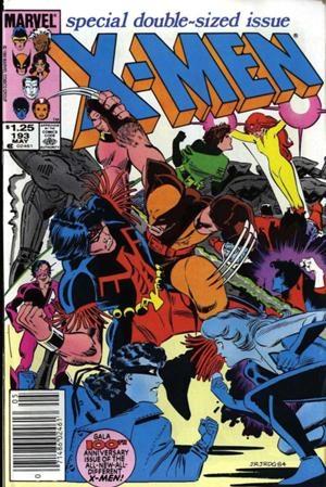 Couverture de Uncanny X-Men (The) (1963) -193- Warhunt 2
