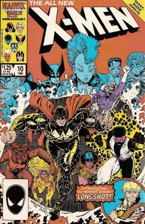 Couverture de Uncanny X-Men (The) (1963) -AN10- Performance