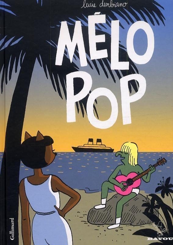 Couverture de Mélo Pop