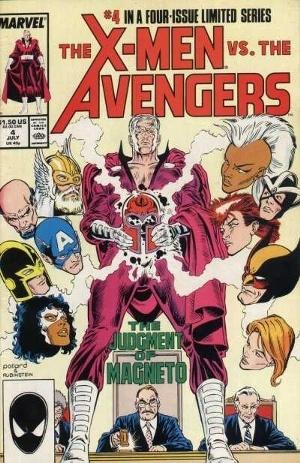 Couverture de X-Men vs. the Avengers (The) (1987) -4- Day of judgment