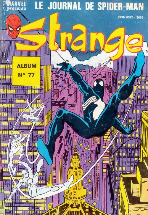 Couverture de Strange -Rec077- Album N°77 (du n°230 au n°232)