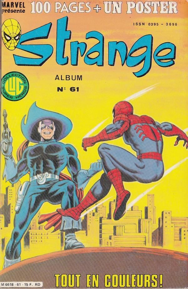 Couverture de Strange -Rec061- Album N°61 (du n°182 au n°184)