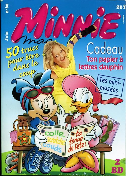 Couverture de Minnie mag -60- Numéro 60