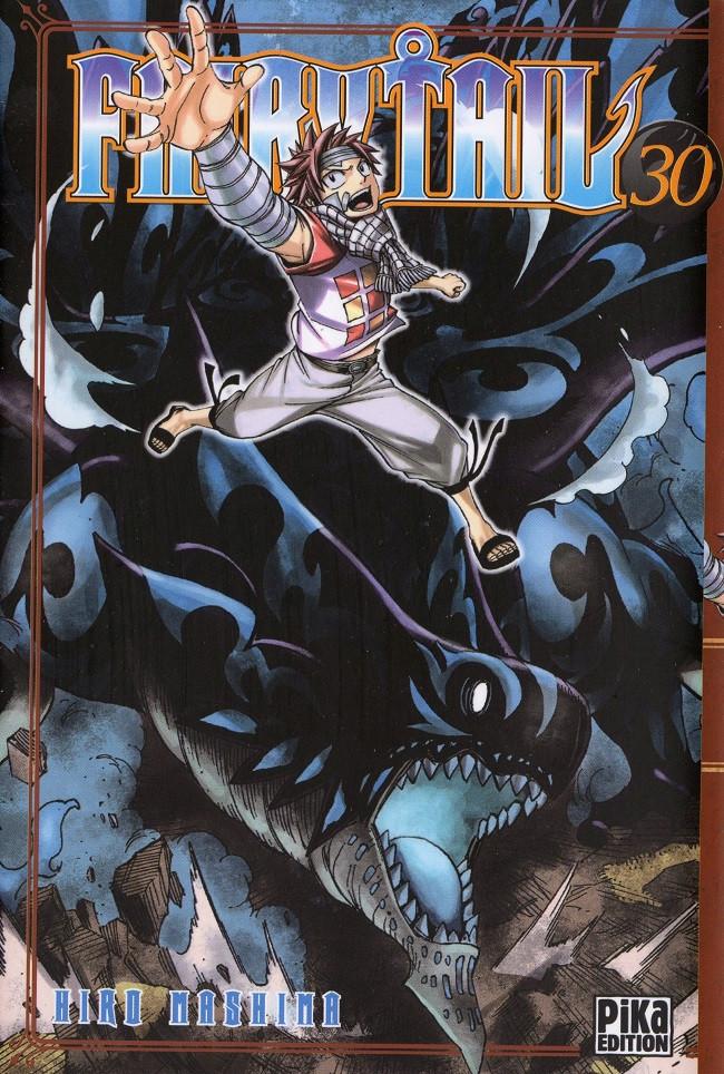 Couverture de Fairy Tail -30- Tome 30